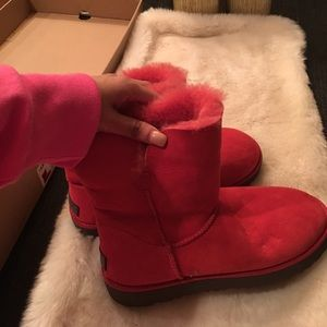 Shoes - W Classic Cuff short Uggs
